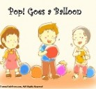 Pop goes a balloon