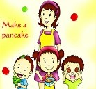 Make a pancake